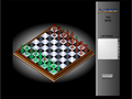 Flash Chess 3D pentru a juca on-line
