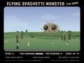 Flying Spaghetti Monster pentru a juca on-line